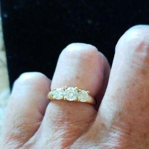 💎...Pretty diamond ring...💎